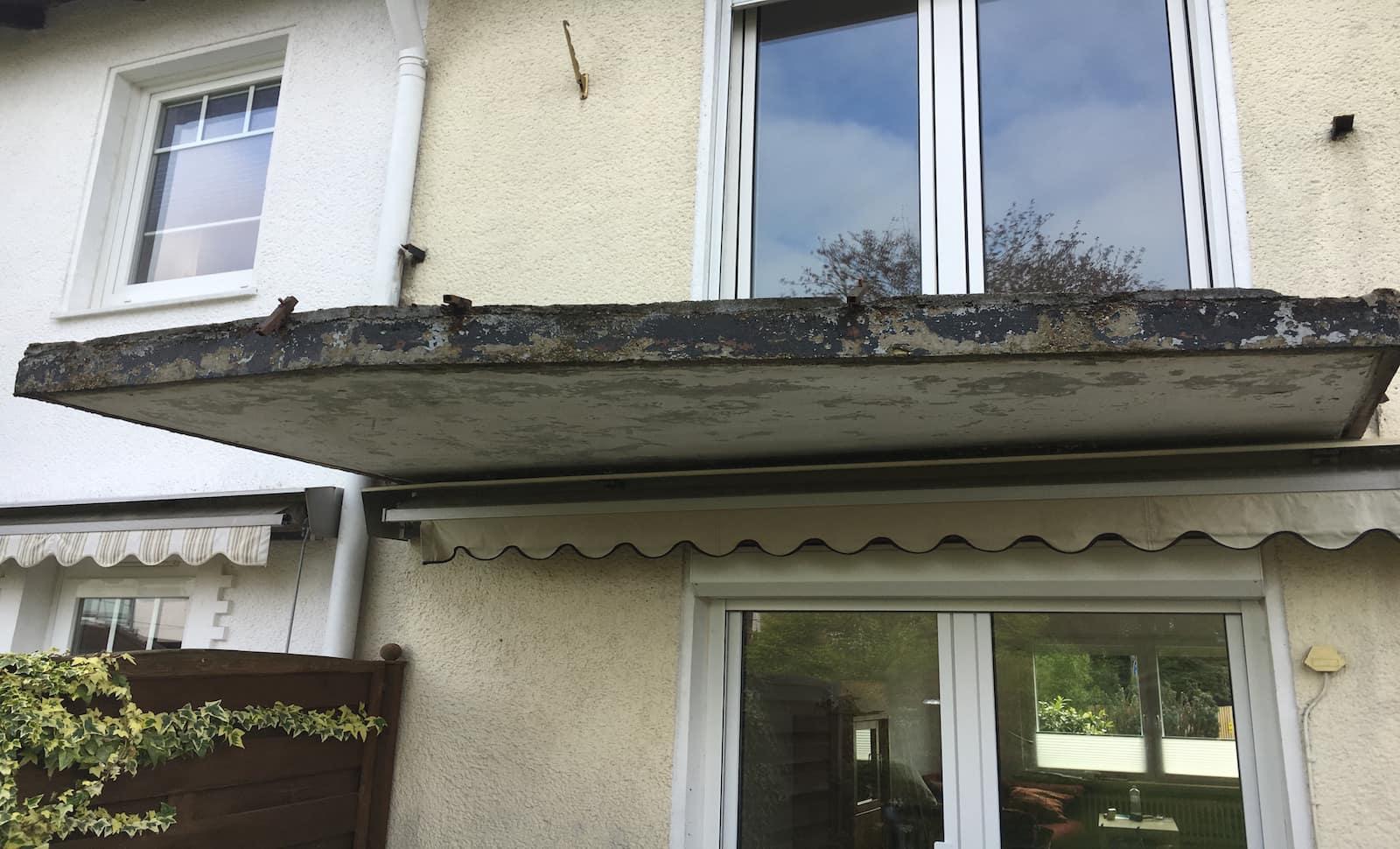 Maler Hamburg  Balkonsanierung Malerarbeiten Bodenbeläge Fassadensanierung