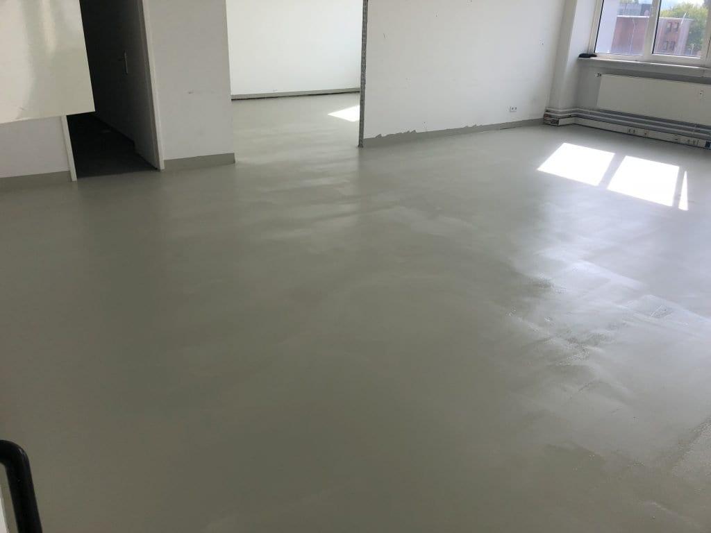 Werkstattboden Beschichtung Hamburg, Bremen, Berlin mit Sikafloor®-405