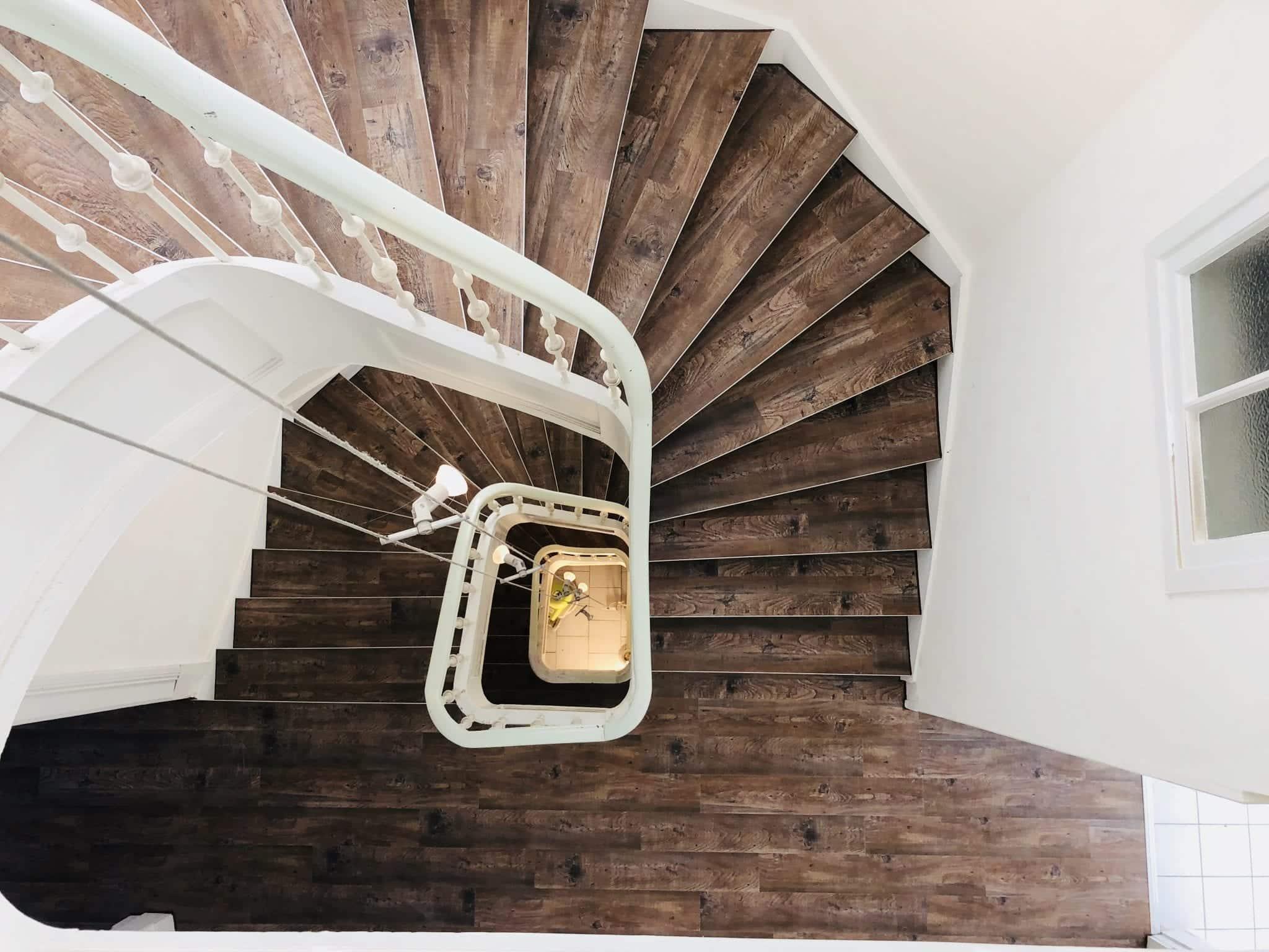Treppenrenvierung Hamburg