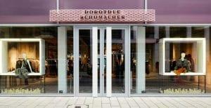 DOROTHEE SCHUMACHER Pop Up Store Hamburg