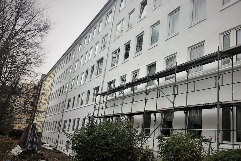 Fassadensanierung Hamburg -min