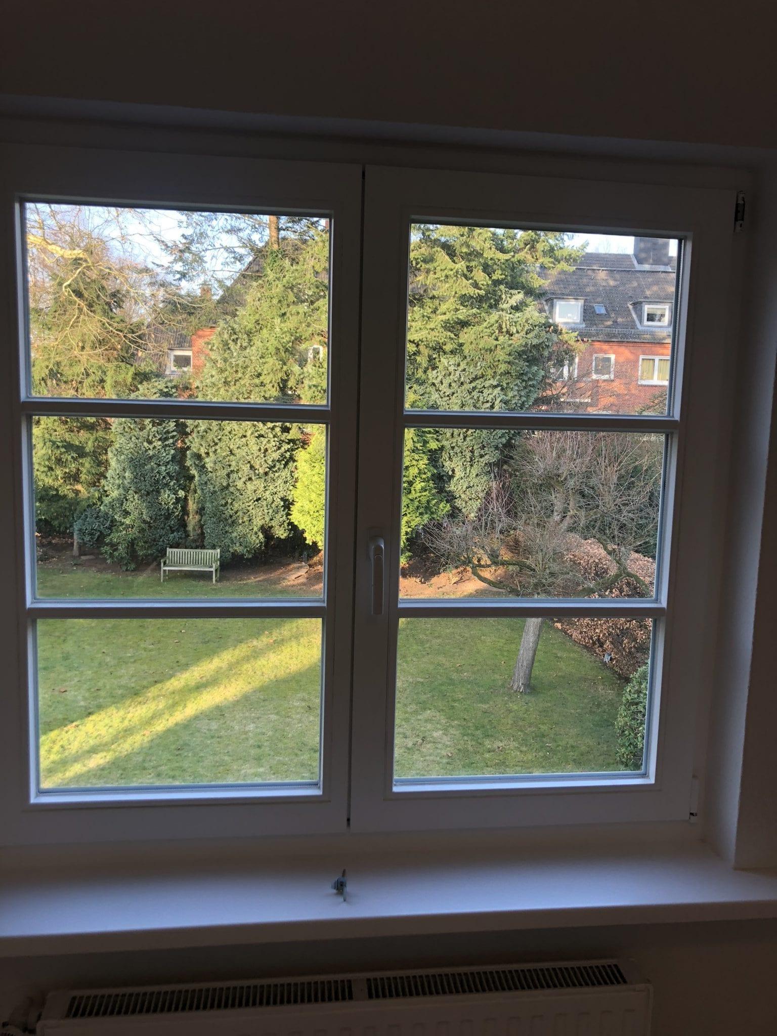 Top Fenster Lackieren Hamburg - Fenster & Fensterrahmen streichen OZ76