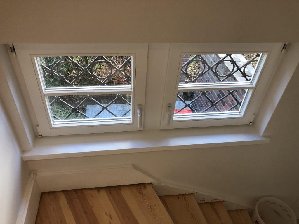 Super Fenster Lackieren Hamburg - Fenster & Fensterrahmen streichen JY69