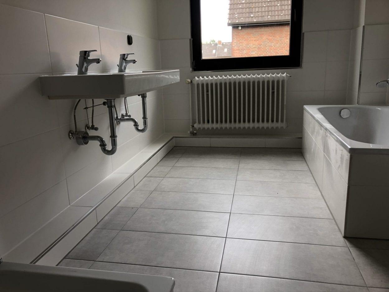 Barrierefreies Wohnen Hamburg  Bad-, Küchen- und Komplettsanierung